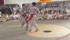Đệ tử Vịnh Xuân Nam Anh biểu diễn đối luyện