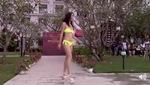 Màn trình diễn bikini của đại diện Hong Kong