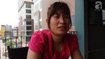 Chị Chung kể lại sự việc con gái bị thâm tím mặt mũi