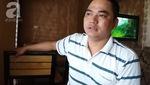 Anh Long trong một lần chia sẻ với PV về hành trình đi tìm đứa con gái mất tích một cách bí ẩn