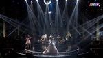"""""""Ai sẽ thành sao"""": Phượng Vũ ngã sấp mặt khi đang trình diễn trên sân khấu"""