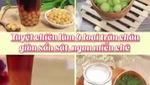 Học làm 4 loại trân châu thơm ngon ngọt bùi cho ly trà sữa thêm hấp dẫn chỉ với vài bước siêu đơn giản