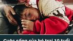 Cuộc sống của bé trai 10 tuổi bị bố và mẹ kế bạo hành giờ ra sao?