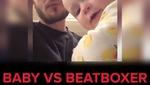 Bé học cách làm beatbox cùng bố rất đáng yêu