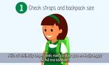5 mẹo chuẩn bị balo an toàn cho trẻ (P2)