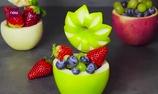 Cách bổ hoa quả đơn giản mà đẹp mắt