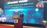 Thủ tướng Nguyễn Xuân Phúc tin rằng tương lai, nhiều bệnh nhân sẽ không cần ra nước ngoài khám chữa bệnh