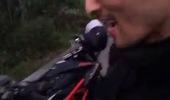 Johnny Trí Nguyễn nói về vụ tai nạn của chiếc Ducati Hypermotard