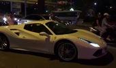 """Ferrari 488 Spider tranh thủ """"hóng gió"""" tại Hà thành"""