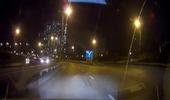 Giật mình với người đi xe máy trên đường cao tốc trên cao