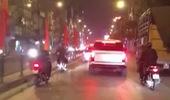 Trộm xe Range Rover 8 tỷ Đồng gây tai nạn kinh hoàng trên phố