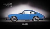 """""""Tua nhanh"""" sự thay đổi hình hài của xe thể thao Porsche 911 qua 7 thế hệ"""