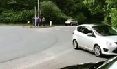 Audi R8 V10 gặp nạn ở Anh