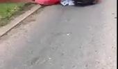 Hiện trường Audi R8 V10 gặp nạn tại Anh