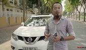Trải nghiệm Nissan X-Trail 2.5L SV 4WD