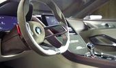 Cận cảnh thiết kế nội thất của BMW 8-Series