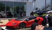 Vén màn siêu xe Lamborghini Centenario thứ 6 tại Mỹ