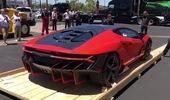 "Nghe thử ""tiếng thở"" của chiếc Lamborghini Centenario tại Las Vegas"