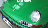 Porsche 911 R với màu sơn đánh lừa thị giác