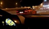 Lamborghini Aventador SV của tay chơi Dubai thử tốc độ cùng các siêu xe khác