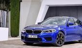 BMW M5 thế hệ mới lộ diện sớm