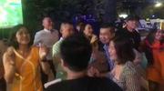 Lý Phương Châu - Lâm Vinh Hải chạm mặt nhau trong tiệc sinh nhật Mỹ Tâm