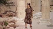 Sàn diễn mô phỏng Hy Lạp cổ đại của Chanel