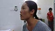 Chị Dung chia sẻ về câu chuyện lúc tiếp xúc người mẹ của bé Thông