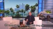 """""""Ellen Show"""": Ellen kinh ngạc với cậu bé 5 tuổi Tavaris"""