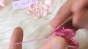 Móc hoa nhỏ trang trí đồ len cực xinh xắn dễ thương!!