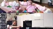 Clip hơn 9,5 triệu lượt xem ghi lại cảnh chăm con đối lập giữa bố và mẹ