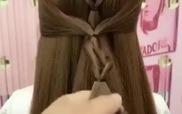 Thêm một cách tết tóc cực đẹp cho bạn
