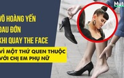 Võ Hoàng Yến đau đớn Khi quay The Face vì 1 thứ quen thuộc với chị em phụ nữ