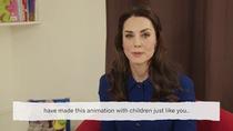 Video Công nương Kate lần đầu xuất hiện sau thông tin mang bầu lần 3.