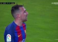 Barcelona vùi dập Osasuna với tỷ số 7-1