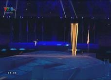 Màn thắp đài lửa ấn tượng tại SEA Games 29