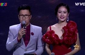 Nụ Tầm Xuân - Tiêu Châu Như Quỳnh & Hòa Minzy & Giang Hồng Ngọc  _ Tập 12 Cặp Đôi Hoàn Hảo 2017