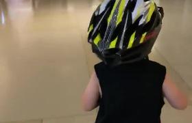 Thu Minh hào hứng khoe con trai 3 tuổi