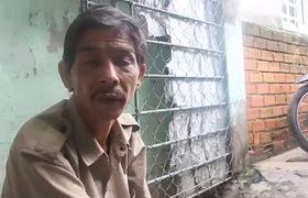 Clip: Ông ngoại của những đứa trẻ bị nhốt trong nhà, khóc lóc vì đói bụng chia sẻ
