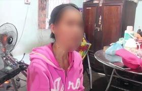Mẹ bé gái 15 tuổi nghi bạn học hiếp dâm có thai bàng hoàng kể lại đối tượng lạ mặt xuất hiện