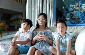 Hỏi đáp vui cùng gia đình MC Phan Anh