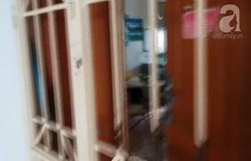 Căn phòng tối tăm của mẹ con chị N và lời kể của nhân viên bảo vệ tòa nhà