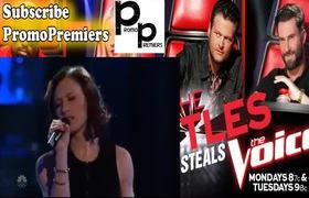 The Voice Mỹ Đối đầu 2: Kat Robichaud và R. Anthony