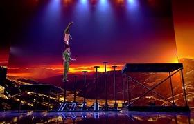 Tiết mục chung kết của Quốc Cơ Quốc Nghiệp - Britain's Got Talent