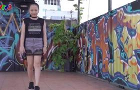 """""""Giọng hát Việt nhí"""": Hoài Ngọc dịu dàng, sâu lắng với ca khúc """"Gió mùa về"""""""