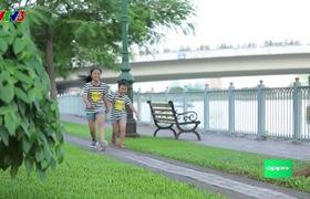"""""""Giọng hát Việt nhí"""": Như Ngọc đội Hương Tràm khiến khán giả kinh ngạc với ca khúc """"Bài ca trên núi"""""""