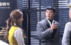 """Clip hậu trường tập 9 phim """"Hoa Du Ký"""", đoàn phim chúc mừng sinh nhật Lee Seung Gi"""