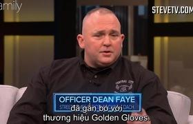 """""""Little Big Shots"""": Người sĩ quan cảnh sát bán hết cả gia tài mở phòng dạy đấm bốc miễn phí cho trẻ em"""