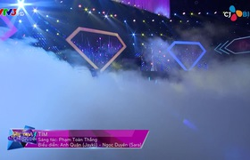 """Tập 9 """"Giai điệu chung đôi"""": Jaykii - Ngọc Duyên khiến Minh Hằng phát cuồng vì bản song ca """"Tìm"""""""
