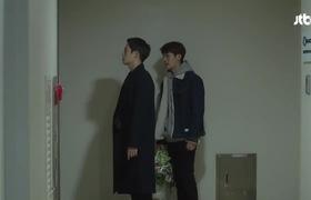 """Tập 5 """"Chị đẹp mua cơm ngon cho tôi"""": Joon Hee nổi giận đánh Kyu Min và đập vỡ máy tính của anh"""
